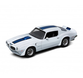 Метална кола WELLY Pontiac Firebird Trans AM 1972 1:18