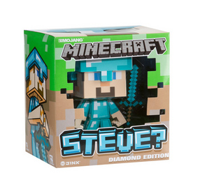 Фигура на Diamond Steve MINECRAFT