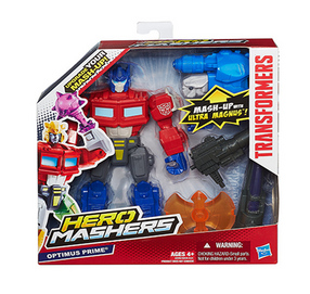 Екшън Фигура TRANSFORMERS HERO MASHERS OPTIMUS PRIME