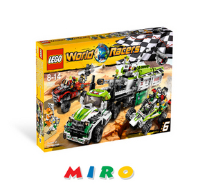 Конструктор LEGO WORLD RACERS 8864